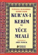 Kur'an-ı Kerim ve Yüce Meali (Orta Boy)/(Elmalılı-001)