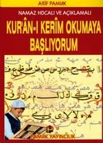 Kuran-ı Kerim Okumaya Başlıyorum (Elifba-002/P10)