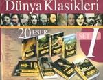 Dünya Klasikleri 1 (20 Kitap Kutulu)