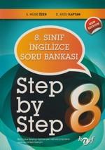 Harf Step By Step 8. Sınıf İngilizce Soru Bankası