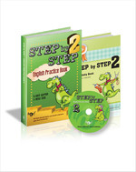 Step by Step English Pratice Book 2
