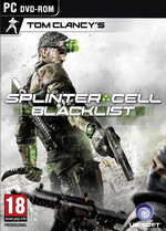 Splinter Cell Blacklist STD. PC