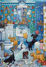 Anatolian Curcuna / More Bathroom Pups 3299 260 Parça