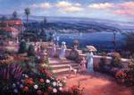 Anatolian-Deniz manzarası / Seaside View 1500 Parça Puzzle 4518
