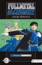 Fullmetal Alchemist - Çelik Simyacı 3