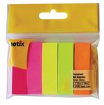 Notix Kağıt Ayraç 5 Renkx100 Yaprak Asmalı 51007047