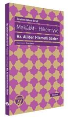 Makalat-ı Hikemiyye - Hz. Ali'den Hikmetli Sözler