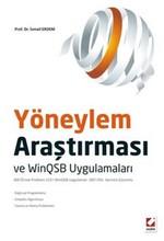 Yöneylem Araştırması ve WinQSB Uygulamaları