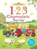 Çiftlik Öyküleri 123 Çıkartmalarla Sayılar