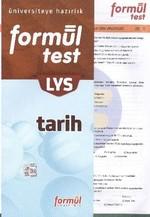 Formül LYS Tarih Test