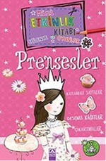 Prensesler - Mini Etkinlik Kitabı