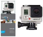 GoPro Kamera Hero3 + Silver Edition 5GPR/CHDHN-302