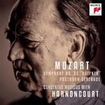 Mozart Concentus Musicus Wein Harnonbourt