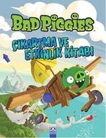Bad Piggies - Çıkartma ve Etkinlik Kitabı