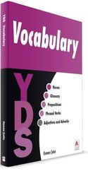 Vocabulary Tests For YDS