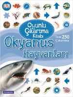 Oyunlu Çikartma Kitabi - Okyanus Hayvanlari