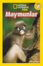 National Geographic Kids - Maymunlar
