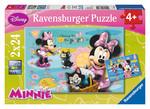 Ravensburger Wd Minnie Mouse 2x24 Parça Puzzle 088621