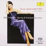 Beethoven: Spring & Kreutzer Sonatas [Sacd] [Lambert Orkis]