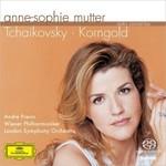 Tchaikovsky / Korngold: Violin Concertos [London Symphony Orchestra, Andre Previn]