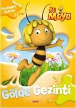 Arı Maya - Gölde Gezinti Faaliyet Kitabı