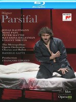 Parsifal (Wagner) (Blu-Ray)