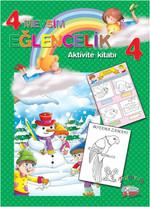 4 Mevsim Eğlencelik - Etkinlik Kitabı 4