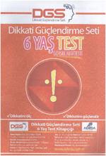 Dikkati Güçlendirme Seti 6 Yaş Yaprak Test