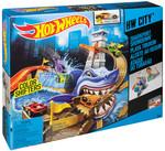 Hot Wheels Renk Değıştıren Araçlar Sharky Yarış Seti BGK04