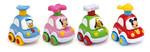Clementoni Disney Baby Minik Bas-Birak Araba Standi 18'Li 14392