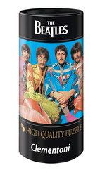 Clementoni 500 Parça Tüp Puzzle The Beatles - Lucy İn The Sky With Diamonds 21201.9