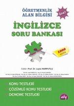 Öğretmenlik Alan Bilgisi - İngilizce Soru Bankası
