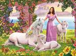 Ravensburger Super 150 Parçalı Güzel Prenses 100088