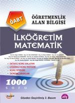 Öğretmenlik Alan Bilgisi İlköğretim Matematik - ÖABT