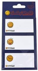Smiley Okul Etiketi 8x3 24'Lü (30006902)