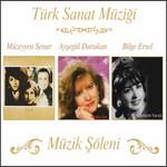 Müzik Şöleni 3 CD BOX SET
