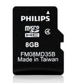 Philips FM08MD35B/97 8 Gb Class4 Micro SD Kart Bellek 13376