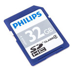 Philips FM32MA35P/97 32 GB Class4 Adaptörlü Micro SD Kart Bellek 13414