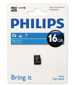 Philips FM16MD45B/97 16 Gb Class10 Micro SD Kart Bellek 13381