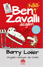 Barry Loser Serisi-Ben Hala Zavallı