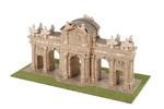Domenech Puerta De Alcala - Madrid Taş Ev Maketi DOM03-3629