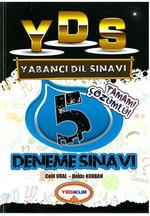 Yediiklim YDS Tamamı Çözümlü 5 Deneme Sınavı 2014