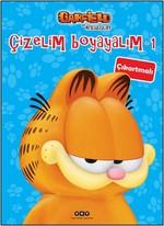 Garfield ile Arkadaşları - Çizelim Boyayalım 1