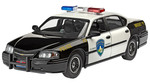 Revell 05 Chevy Police 7068