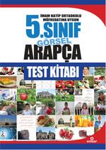 İmam Hatip Ortaokulu Müfredatına Uygun 5. Sınıf Görsel Arapça Test Kitabı