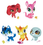 Littlest Pet Shop Figürler Tekli Miniş A8229