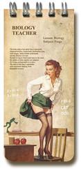 Deffter Pin-Up Kızları Öğretmen 64752-1