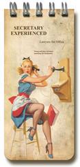 Deffter Pin-Up Kızları Sekreter 64760-6