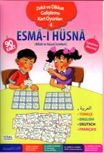Esma-i Hüsna - Zeka ve Dikkat Geliştirme Kart Oyunları 4