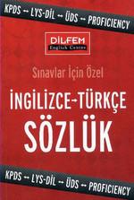 Dilfem Yds İngilizce - Türkçe Sözlük Cep Kitabı